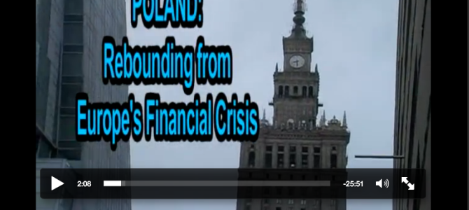 Poland: recovering from Europe's financial crisis with medical tourism