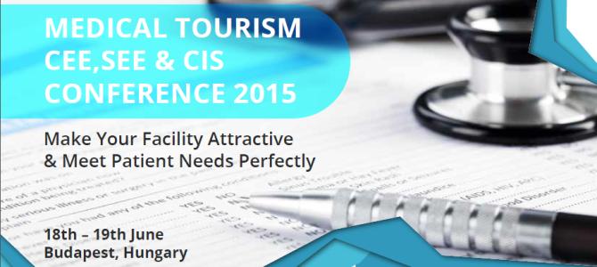 Magdalena Rutkowska prelegentem na konferencji dot. turystyki medycznej w Budapeszcie, 18-19 czerwca 2015
