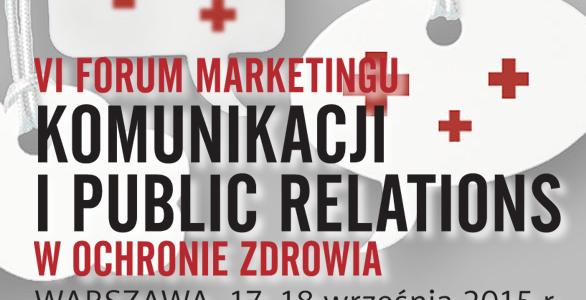 Magdalena Rutkowska poprowadziła warsztat na VI Forum Marketingu, Komunikacji i PR w Ochronie Zdrowia