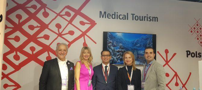 Polska oferta prozdrowotna na Targach w Londynie (WTM 2018)
